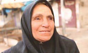 Türkmenin aus dem Bezirk Höllük (Eurasia; Cihat Alparcik)