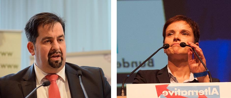 Fotos: Anna Lutz, CC BY 2.0 (links) | Olaf Kosinsky/Skillshare.eu, CC BY-SA 3.0 (rechts)