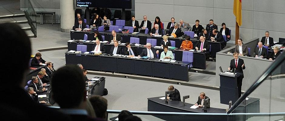 Foto: Deutscher Bundestag | Achim Mende